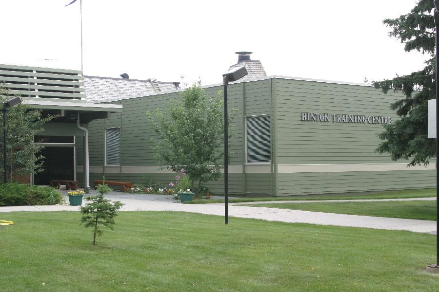Hinton Training Centre, Alberta, Canada