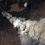 A NASA picture of Las Conchas